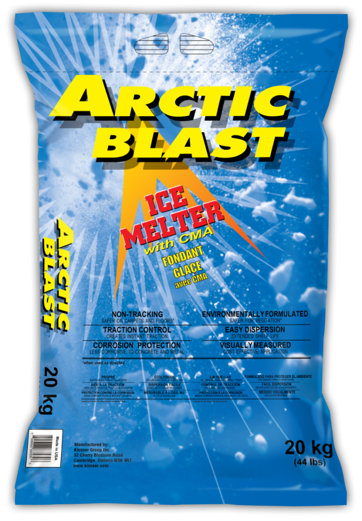 Arctic Blast Ice Melter Distributor Salt Supplier