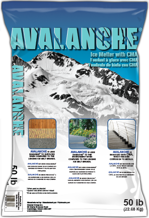 Avalanche® - with CMA
