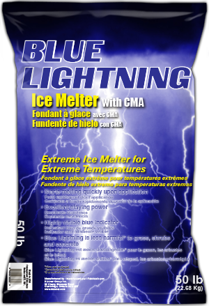Blue Lightning® - with CMA