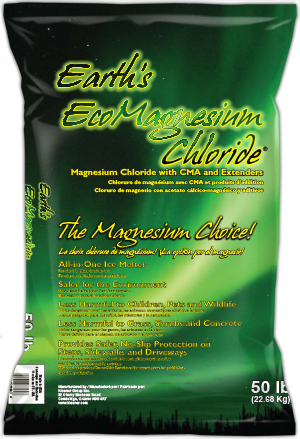 Earth's EcoMagnesium Chloride®