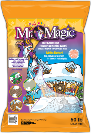 Mr. Magic® Ice Melt