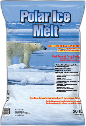 Polar Ice Melt™ - with Synergistic Action