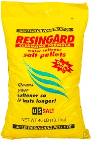 Resingard Water Softener Salt Pellets