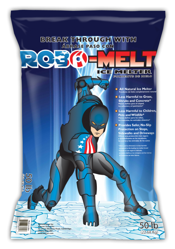 Robo Melt Ice Melter Distributor Salt Supplier Kissner