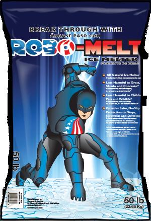 Robo-Melt® Ice Melt
