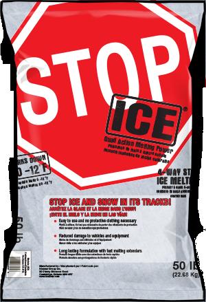 STOP Ice Melt®