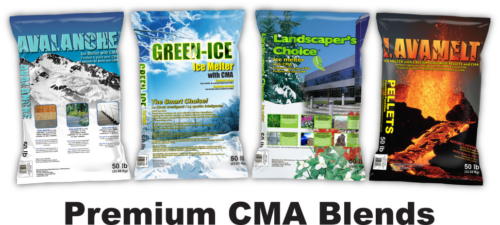 The Kissner Group's Premium CMA Blends