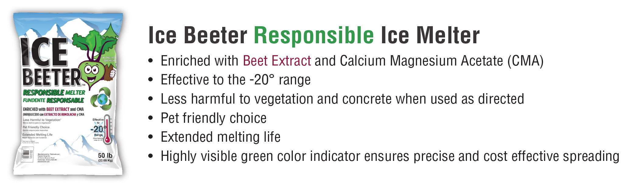 Be ready this year with <b>Ice Beeter</b>. - <b>Ice</b> Melter ...